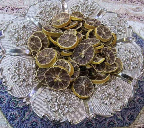 لیمو خشک ترش