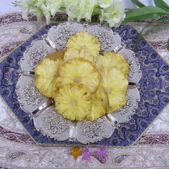آناناس میوه خشک