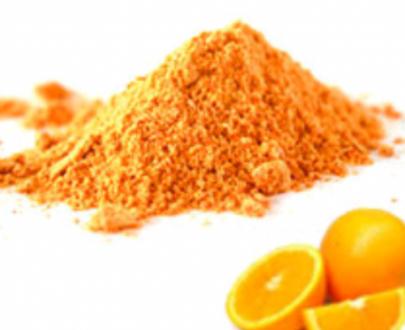 پودر پرتقال